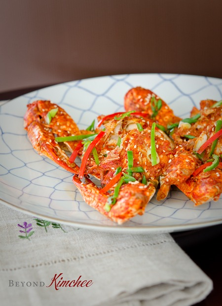 Korean Chili Crab