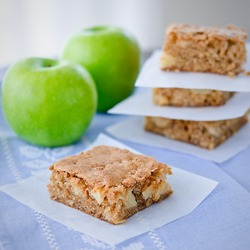 Apple Brownies, another easy apple dessert