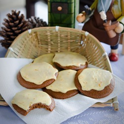 Belsnickle Cookies, so Christmas appropriate…