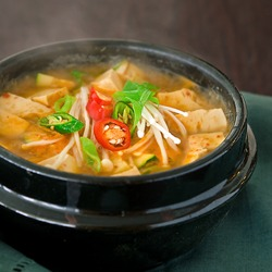 Doenjang Jjigae, the ultimate Korean comfort