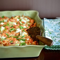 Kimchi Gratin or Kimchi Casserole???