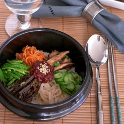 Bibimbap, fit for a king or a farmer?
