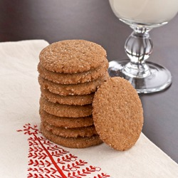 Gingersnap Cookies, do you believe?