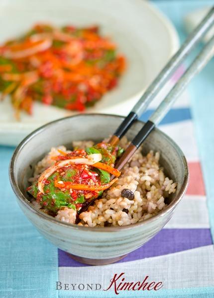 Kkatnip Kimchi
