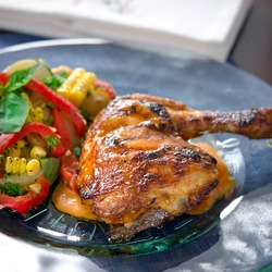 Peri-Peri Chicken, the spicy Portuguese chicken