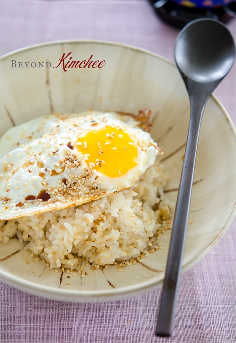 Express Egg Rice