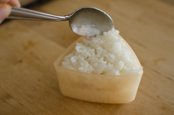 how to make tuna rice patties