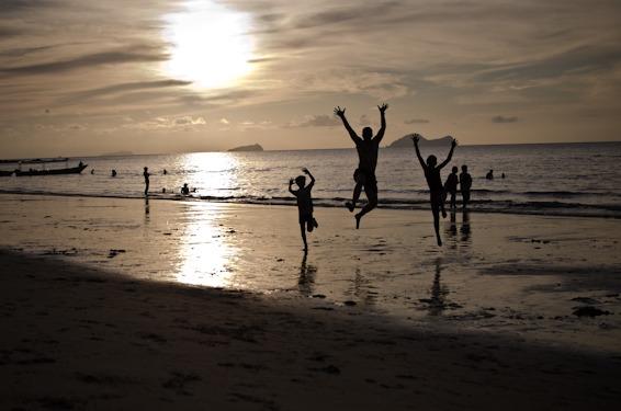 Sarawak Damai Beach