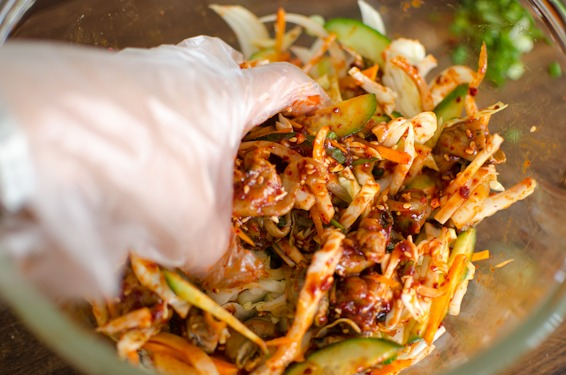 cold snail salad-12
