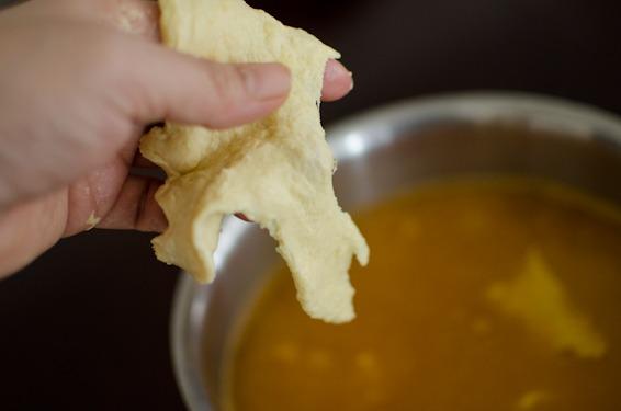 corn dumpling soup-16
