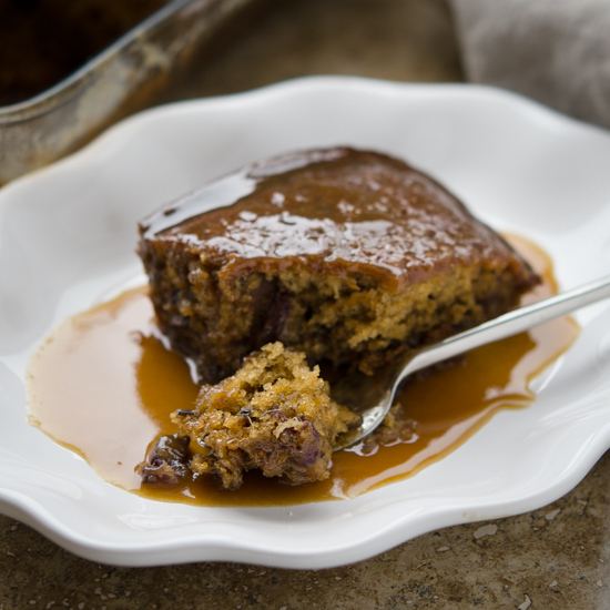 Sticky Date Pudding Cake