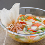 Nabak Kimchi, the water kimchi