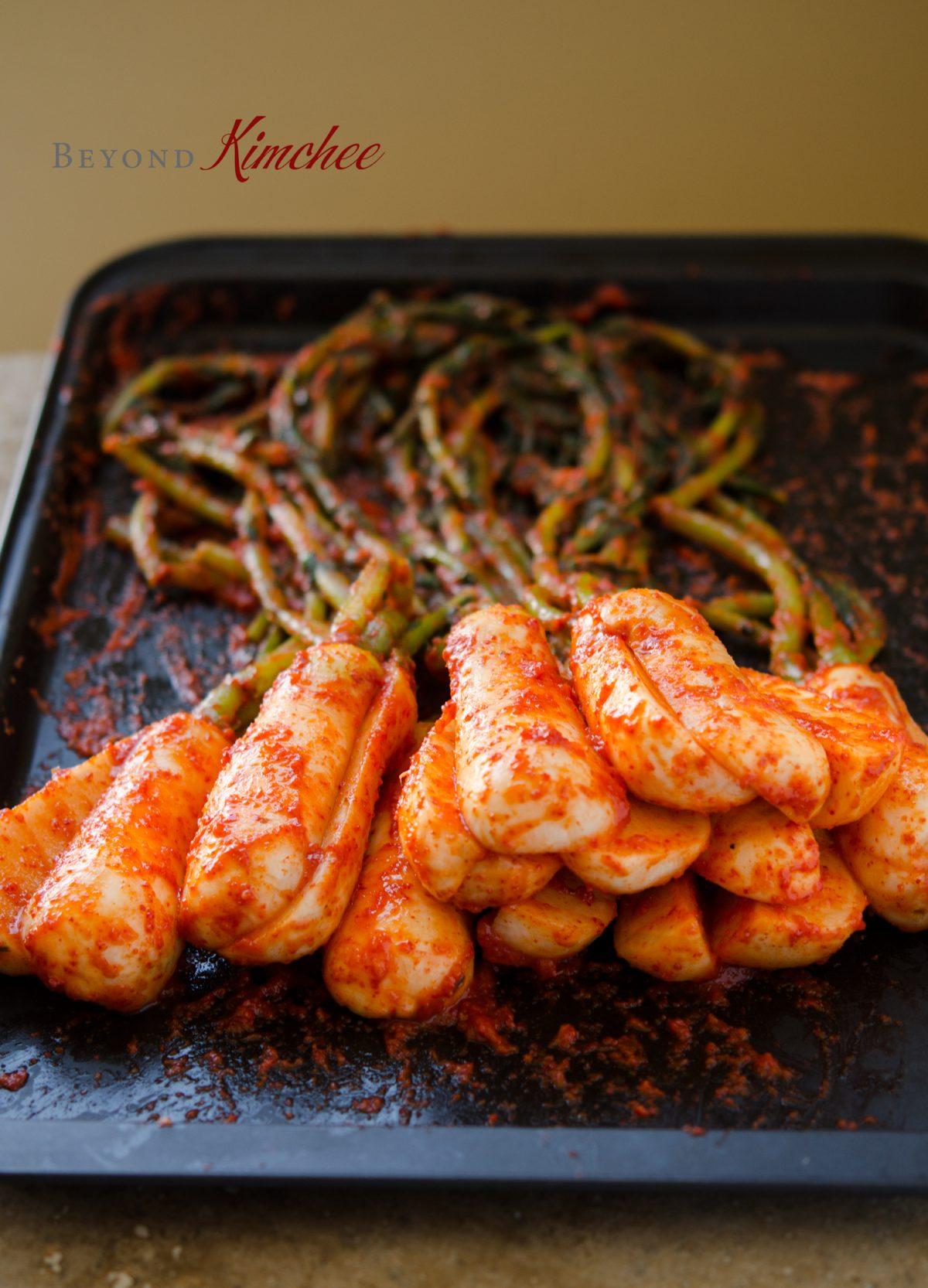 Bachelor Kimchi Beyond Kimchee