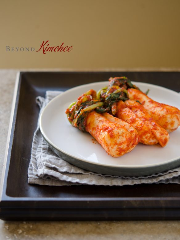 Bachelor Kimchi