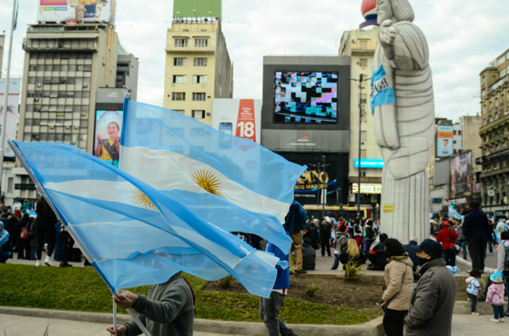 World cup, Argentina