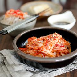30-minute Kimchi