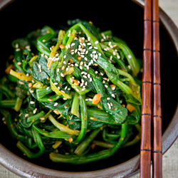 Korean pantry beyond kimchee doenjang jjigae korean spinach forumfinder Image collections