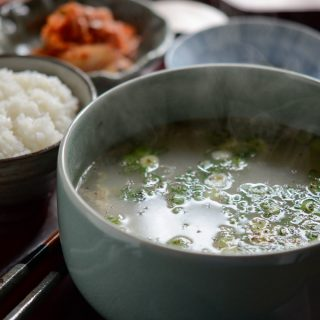 Ox Tail Bone Marrow Soup, 소꼬리 곰탕