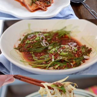 3 Tasty Korean Side Dishes Made with Multi-Purpose Soy Sauce