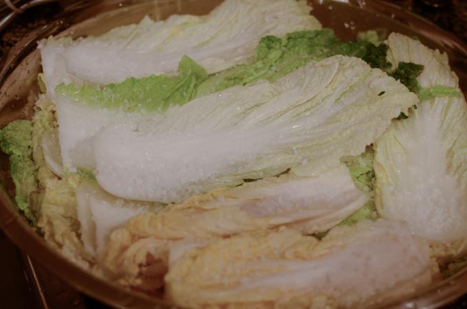 cabbage kimchi tutorial