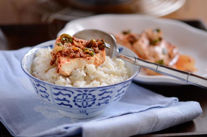 Easy Braised Tofu