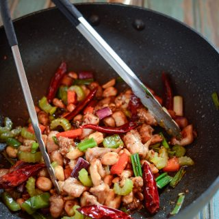 Sichuan Kung Pao Chicken