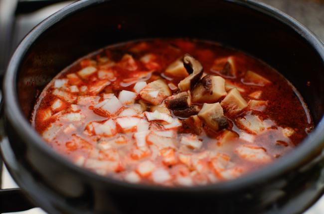 soft tofu stew-5