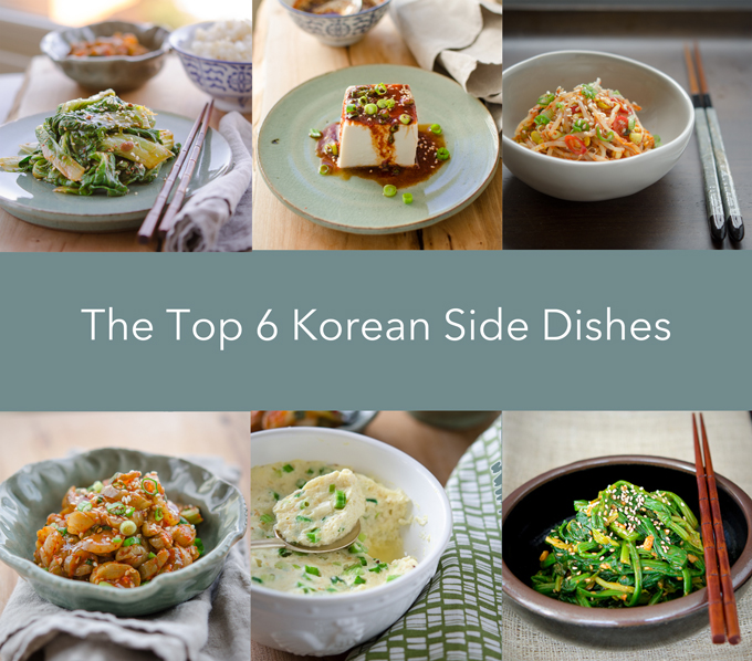 The top 6 korean side dishes beyond kimchee forumfinder