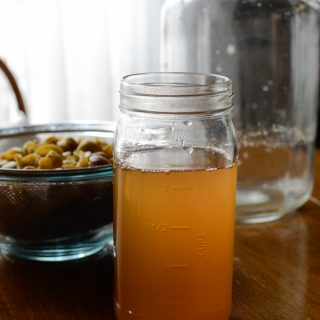 Korean Green Plum Syrup