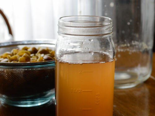 Korean Green Plum Syrup Beyond Kimchee