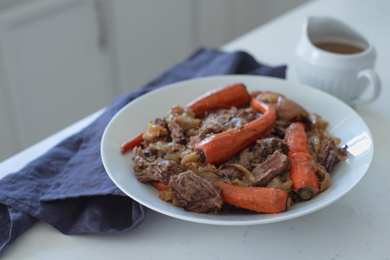 The Simplest Beef Pot Roast