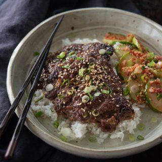 Crispy Bulgogi (Korean Beef)