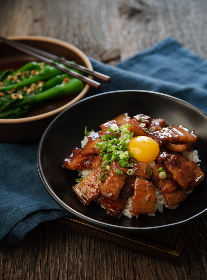 Pork Belly Recipe (Butadon)