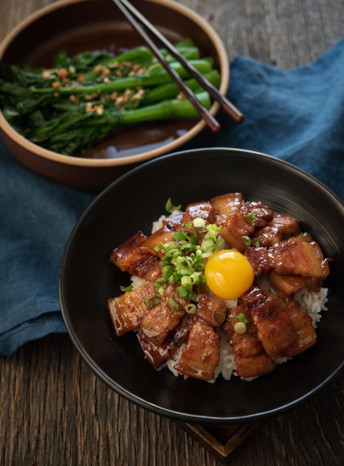 Pork Belly Recipe (Butadon)
