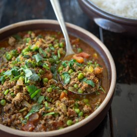 Ground Beef Curry Recipe