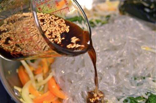 Japchae Salad