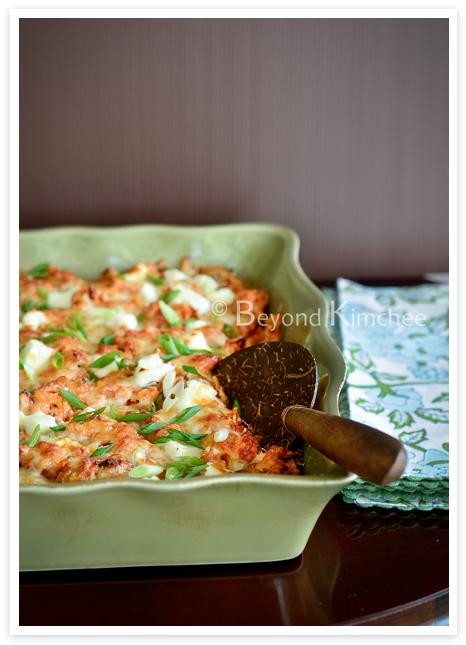 Kimchi Casserole